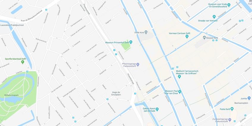 Brandblusser kopen Delft