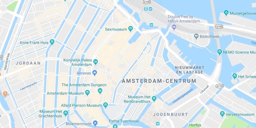 Brandblusser kopen in Amsterdam