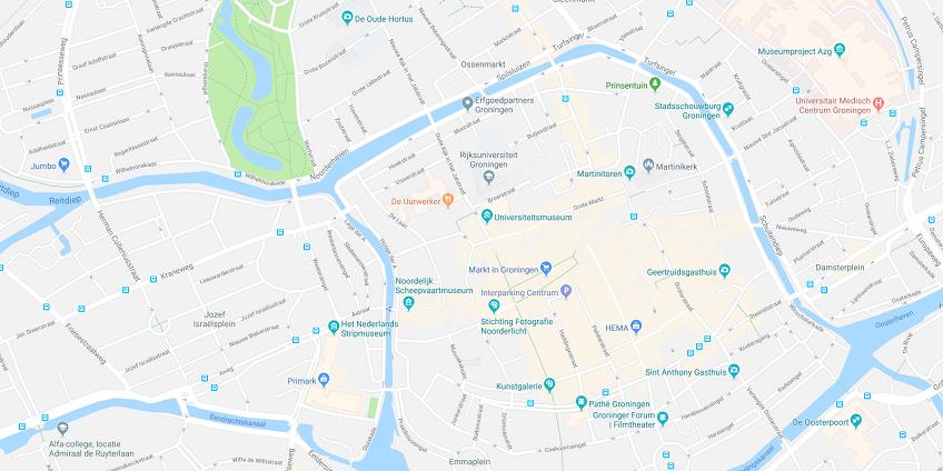 Brandblusser kopen Groningen