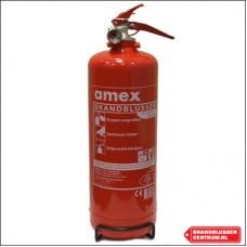 Amex 2 liter sproeischuimblusser